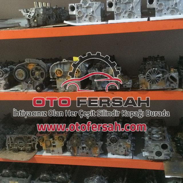 Opel 55188595 Silindir Kapağı